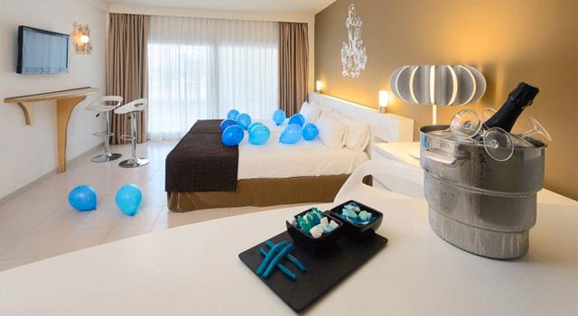 hoteles en twitter