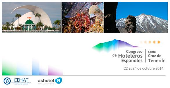Congreso de Hoteleros Españoles 2014