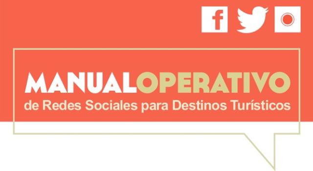 manual operativo de redes sociales para destinos turísticos